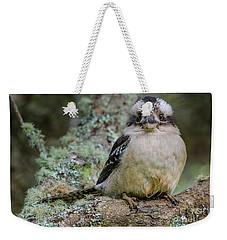 Kookaburra 3 Weekender Tote Bag