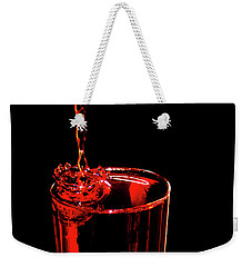 Kool Aid Crown Weekender Tote Bag