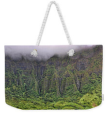 Ko'olau Waterfalls Weekender Tote Bag