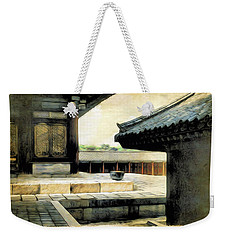 Korean Palace I Weekender Tote Bag