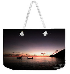 Korovou Island Fiji Weekender Tote Bag