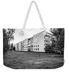 Kostsyukovichy Flats Weekender Tote Bag