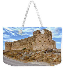 Koulos Fortress At Aptera Weekender Tote Bag