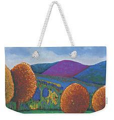 Kripalu Autumn Weekender Tote Bag