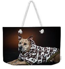 Krishin Blaise 002 Weekender Tote Bag
