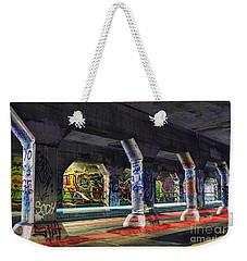 Krog Street Tunnel Weekender Tote Bag