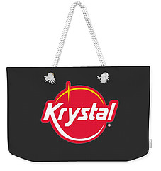 Krystal Weekender Tote Bag by Herb Strobino