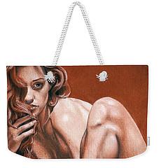 Krystal Weekender Tote Bag