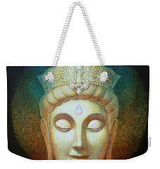 Kuan Yin's Light Weekender Tote Bag