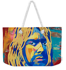 Kurt Cobain  Weekender Tote Bag