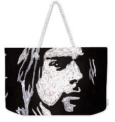 Kurt Kobain Weekender Tote Bag