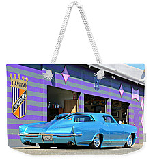 Kustom On The Riviera  Weekender Tote Bag