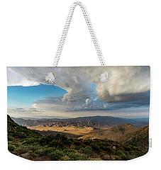 Kwaaymii Point Monsoon Weekender Tote Bag