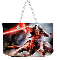 Kylo Ren I Will Fulfill Our Destiny Weekender Tote Bag