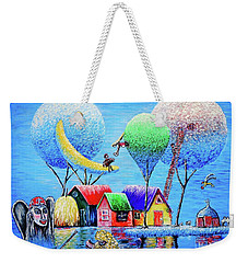 Kz Dream Weekender Tote Bag by Viktor Lazarev