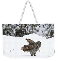 L Epouvantail. Weekender Tote Bag