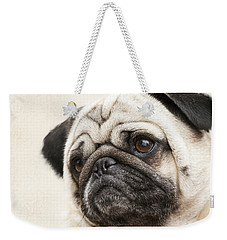 L-o-l-a Lola The Pug Weekender Tote Bag