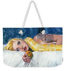 La Ballerina Weekender Tote Bag