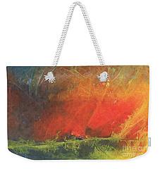 La Caleta Del Diablo Weekender Tote Bag by Jackie Mueller-Jones