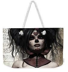 La Catrina Weekender Tote Bag