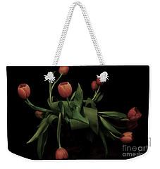 La Chanson Des Vieux Amants Weekender Tote Bag by Danica Radman