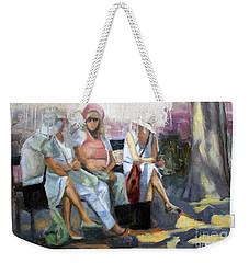 La Conversation Weekender Tote Bag