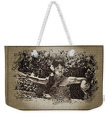 Dance,indonesian Women Weekender Tote Bag