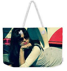 La Dolce Vita  Weekender Tote Bag