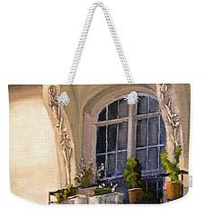 La Fenetre Weekender Tote Bag