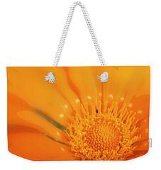 La Fleur D'orange Weekender Tote Bag