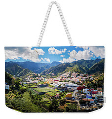 La Gomera Weekender Tote Bag