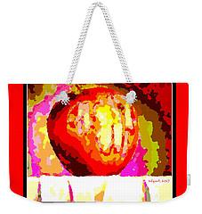 La Gran Manzana Weekender Tote Bag