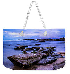 La Jolla Cove Twilight Weekender Tote Bag