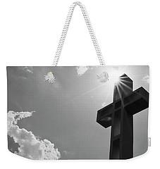 La Jolla Cross Weekender Tote Bag