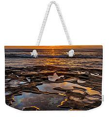 La Jolla Tidepools Weekender Tote Bag