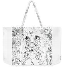 La Llorona Sombra De Arreguin Weekender Tote Bag