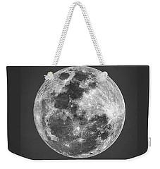 La Luna Weekender Tote Bag by Taylan Apukovska