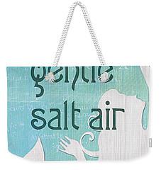 La Mer Mermaid 2 Weekender Tote Bag