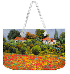 La Nuova Estate Weekender Tote Bag by Guido Borelli