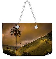 La Palma Del Cocora Weekender Tote Bag