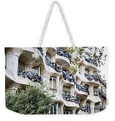 La Pedrera Casa Mila Gaudi  Weekender Tote Bag