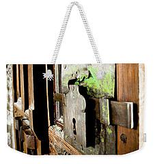 La Porta Chiusa Weekender Tote Bag