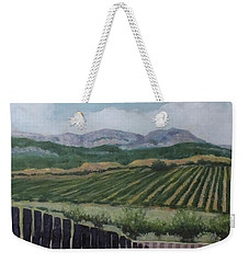 La Rioja Valley Weekender Tote Bag