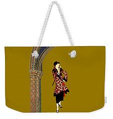 La Robe  Weekender Tote Bag by Asok Mukhopadhyay
