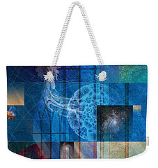 La Signatura Weekender Tote Bag by Kenneth Armand Johnson
