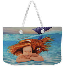 La Sirenita Weekender Tote Bag