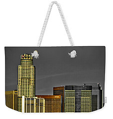 La Tops Weekender Tote Bag by Chris Brannen