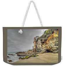 La Tour By The Sea Weekender Tote Bag