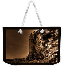 La Tour Darkly Weekender Tote Bag