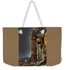 La Tour Upright Weekender Tote Bag